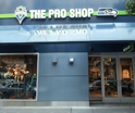Seahawks Pro shop anti graffiti window film